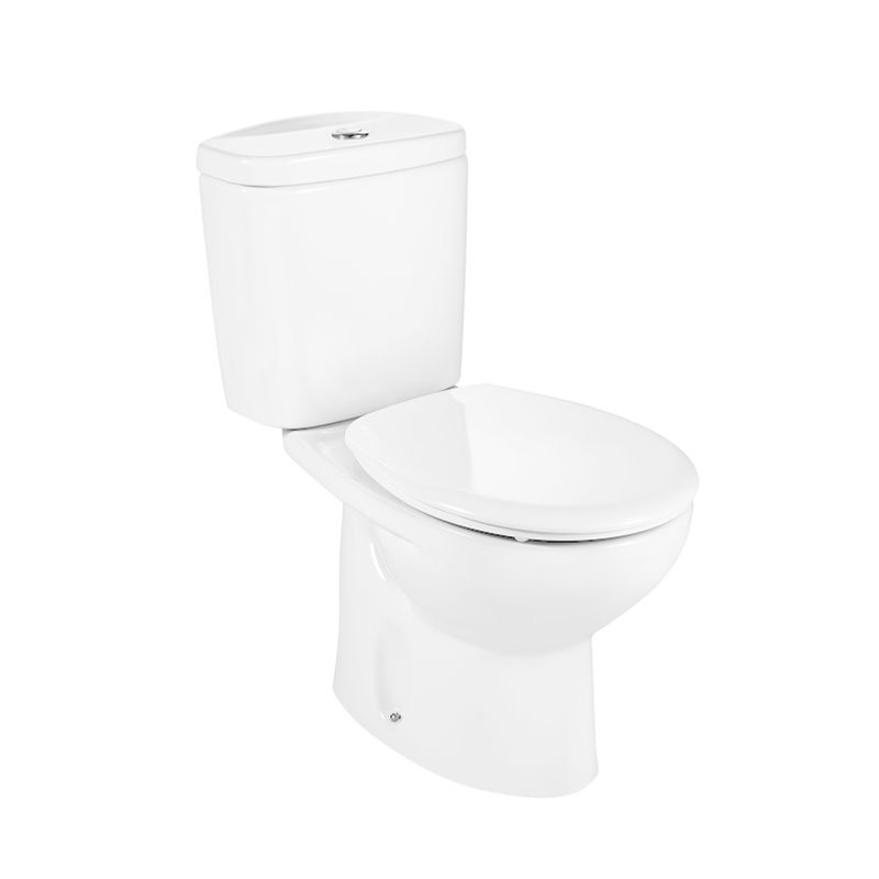 WC réservoir bas vertical Victoria Roca