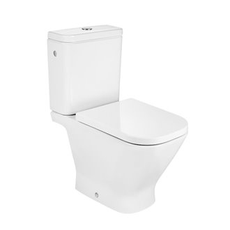 WC réservoir bas vertical The Gap Roca