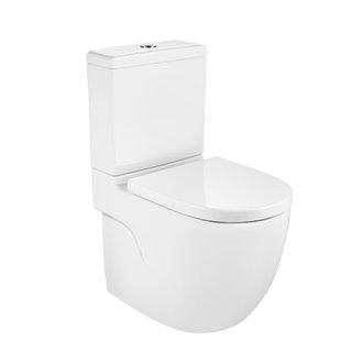 WC Rimless réservoir bas Meridian Roca