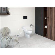 WC Multiclean réservoir haut horizontal Victoria Roca