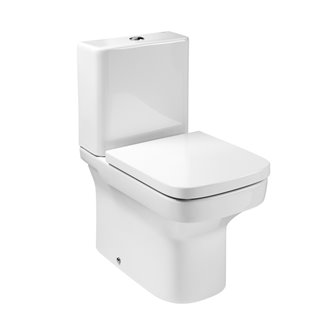 WC réservoir bas compact Dama Roca