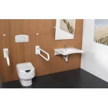 Siège avec ouverture et abattant NEW WCCARE pour WC Sanindusa