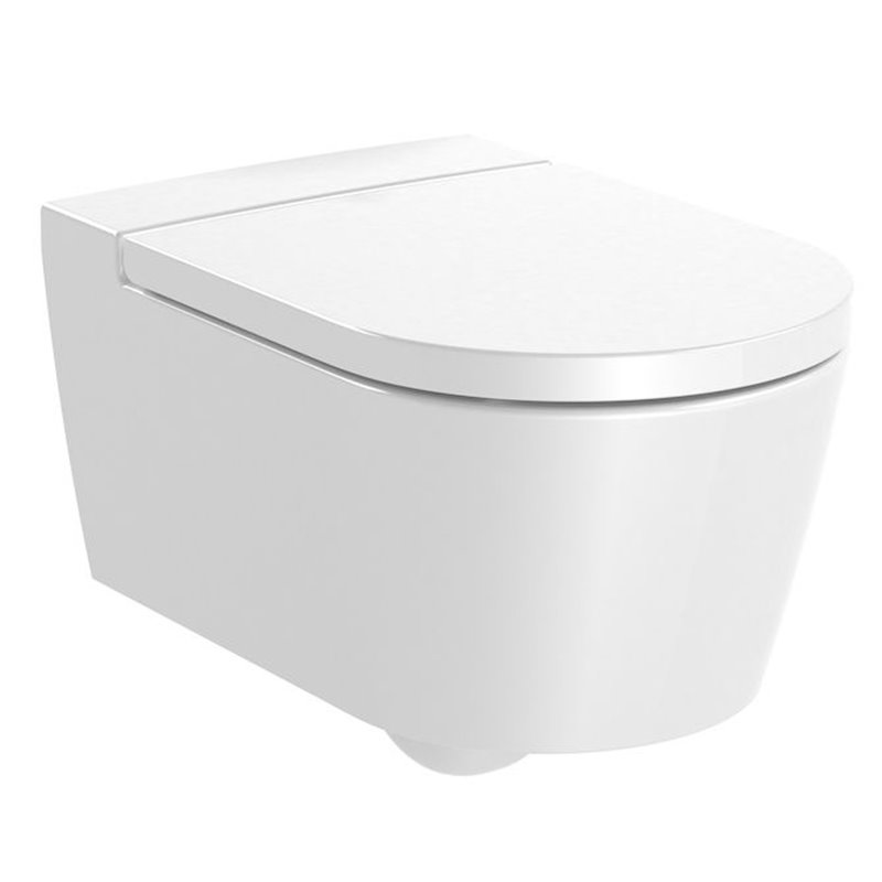 WC suspendu Inspira Round Roca