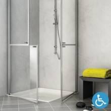 Porte NEW WCCARE pour douche Sanindusa