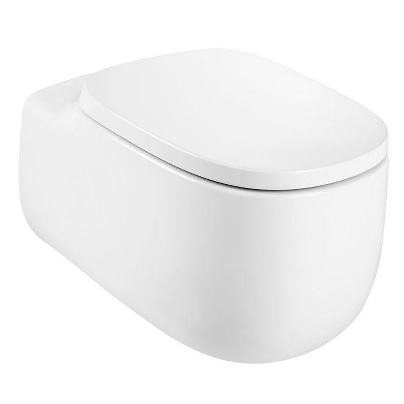 WC Rimless suspendu de 58 cm Beyond Roca
