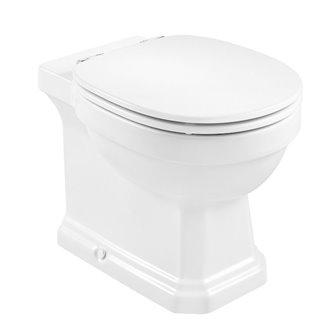 WC Rimless réservoir haut Carmen 56 cm Roca