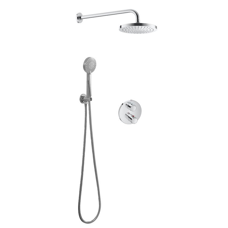 Ensemble de douche Basic Thermostatique Roca