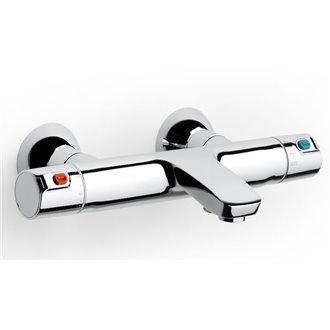 Robinet douche-baignoire thermostatique extérieur T-500 Roca