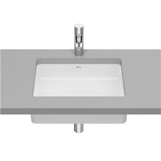 Vasque à encastrer sous plan Inspira 49,5x39cm Roca