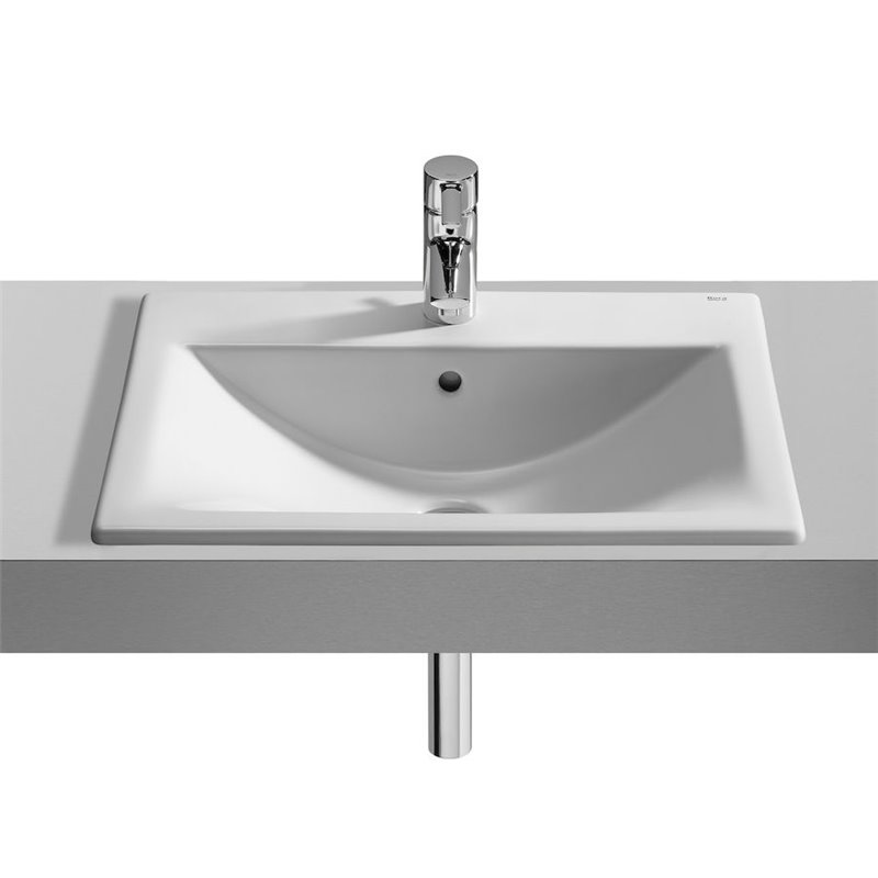 Vasque à encastrer Diverta 55 x 42,5 cm Roca