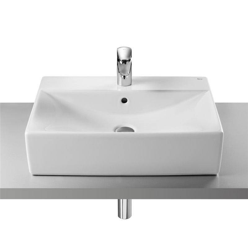 Vasque à poser Diverta 60 x 44 cm Roca