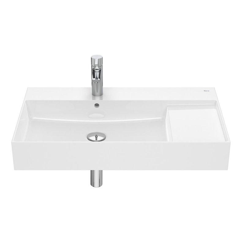 Plan vasque mural ou à poser Inspira 80 cm Roca