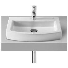 Vasque à poser avec perçage pour robinet Hall Roca