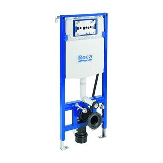 Bâti-support avec réservoir encastrable Duplo WC Smart One Roca