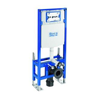 Bâti-support avec réservoir Duplo WC Freestanding Roca
