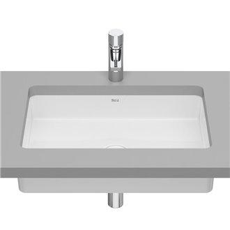 Vasque à encastrer sous plan Inspira 60.5cm x 39cm Roca