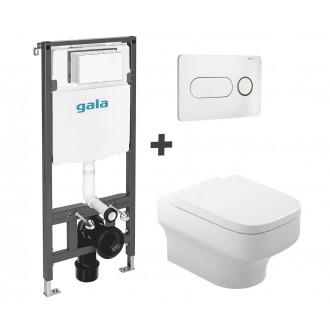 Pack WC suspendu Mid Gala