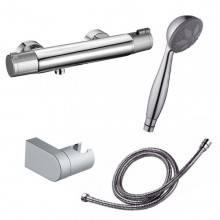 Robinet thermostatique de douche avec kit de douche Nine Clever