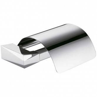 Dérouleur papier WC avec couvercle Ventu