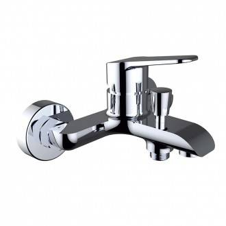 Robinet de baignoire avec kit de douche en option Start Élégance Clever
