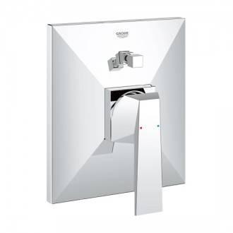 robinet mitigeur pour baignoire et douche grohe allure. Black Bedroom Furniture Sets. Home Design Ideas