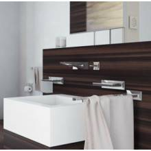 Porte-serviettes double barre Grohe Allure Brilliant