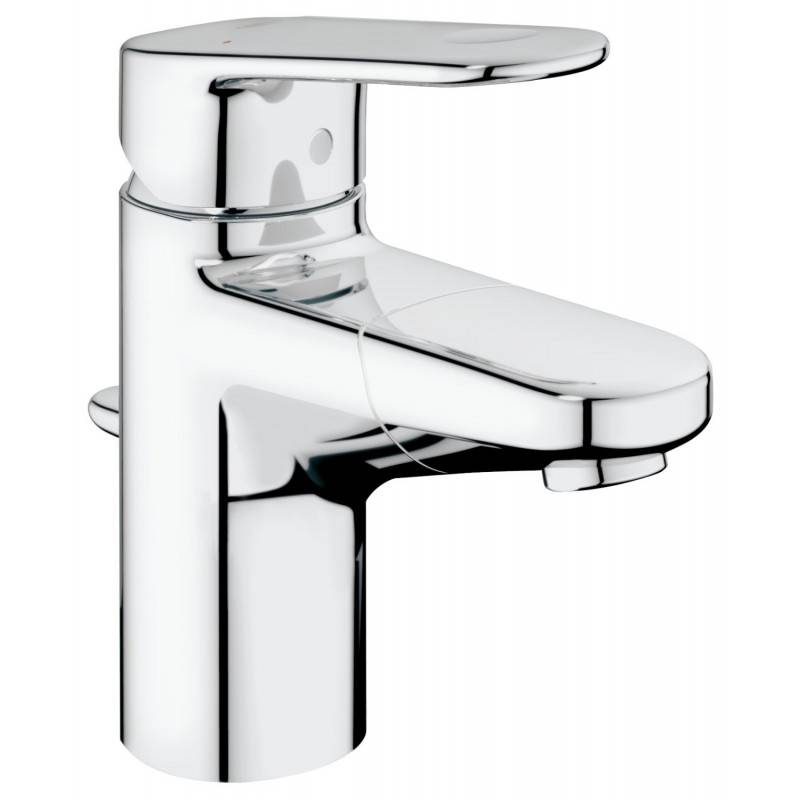 robinet de lavabo avec bec extractible grohe europlus. Black Bedroom Furniture Sets. Home Design Ideas