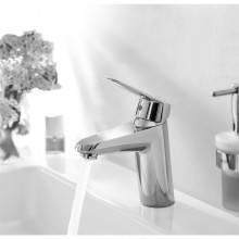 Robinet de lavabo S avec L.T.O Grohe Eurodisc Cosmopolitan