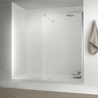 Pare-douche fixe walk-in TECHNIC