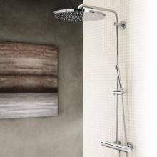 Colonne de douche thermostatique Grohe Rainshower System 400