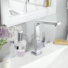 Support avec distributeur Grohe Essentials Cube