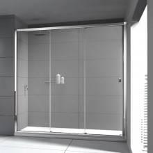 Pare-douche frontal avec 2 portes coulissantes TECHNIC COSMIC