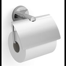 Dérouleur papier WC avec couvercle Twin Roca