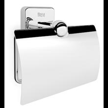 Dérouleur papier WC avec couvercle Victoria Roca