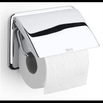 Dérouleur papier WC avec couvercle Hotels 2.0 Roca