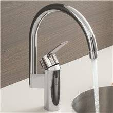 Robinet d'évier Grohe Eurostyle Cosmopolitan Ajustable