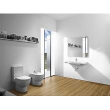 WC réservoir bas Meridian Roca