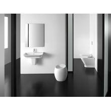 Bidet compact The Gap Roca