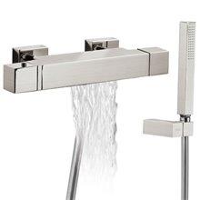 Kit de baignoire-douche thermostatique Ac TRES SLIM