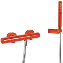 Kit de douche rouge TRES STUDY
