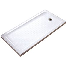 Receveur rectangulaire acrylique CMV-90