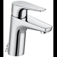 Robinet de lavabo avec chaînette rétractable Atlas Roca