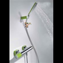 Kit de douche vert TRES LOFT