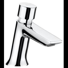 Robinet lavabo bouton-poussoir Instant Roca