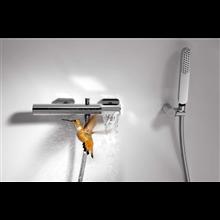 Kit de baignoire-douche acier TRES LOFT