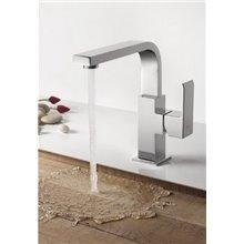 Robinet de lavabo M CUADRO-TRES RG