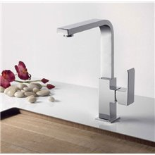 Robinet de lavabo L CUADRO-TRES RG