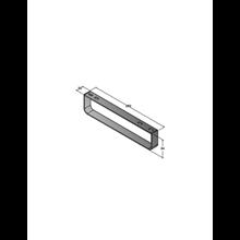 Porte-serviettes latéral 28,2 cm Meridian Roca