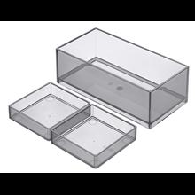 Boîte organisateur rectangulaire Stratum-N Roca