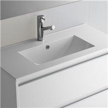 Ensemble pour salle de bains Sbiancato 800 Fussion Line Salgar